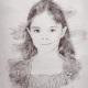 Školní focení kreslený portrét mateřská základní škola-3