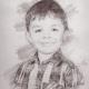 Školní focení kreslený portrét mateřská základní škola-5