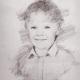 Školní focení kreslený portrét mateřská základní škola-9