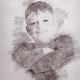 Kresleny portret foceni zs ms-4793