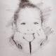 Kresleny portret foceni zs ms-4795