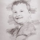 Kresleny portret foceni zs ms-4803