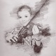 Kresleny portret foceni zs ms-4804