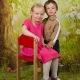 Školní focení lesní zákoutí celá postava portrét mateřská základní škola-11