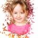 Školní focení motýli portrét mateřská základní škola-2