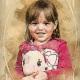 Školní focení retro ilustrace portrét mateřská základní škola-2