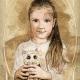Školní focení retro ilustrace portrét mateřská základní škola-3