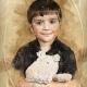 Školní focení retro ilustrace portrét mateřská základní škola-5