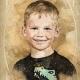 Školní focení retro ilustrace portrét mateřská základní škola-7
