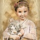 Školní focení retro ilustrace portrét mateřská základní škola-8