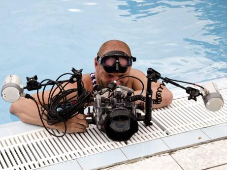 podvodní fotograf karel fiala