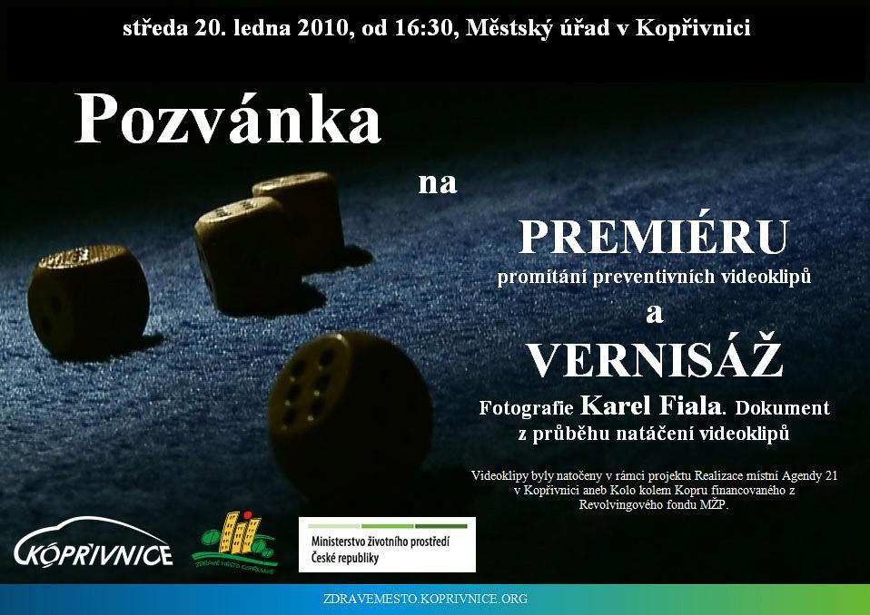 2010 pozvánka výstava