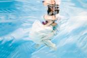 netradiční svatební fotografie