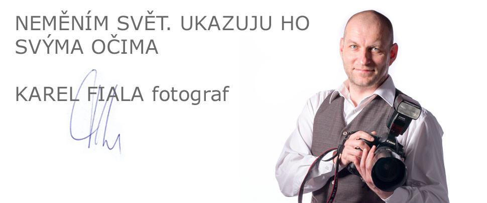 portrétní fotograf karel fiala