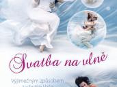 podvodní focení plakát na svatbu