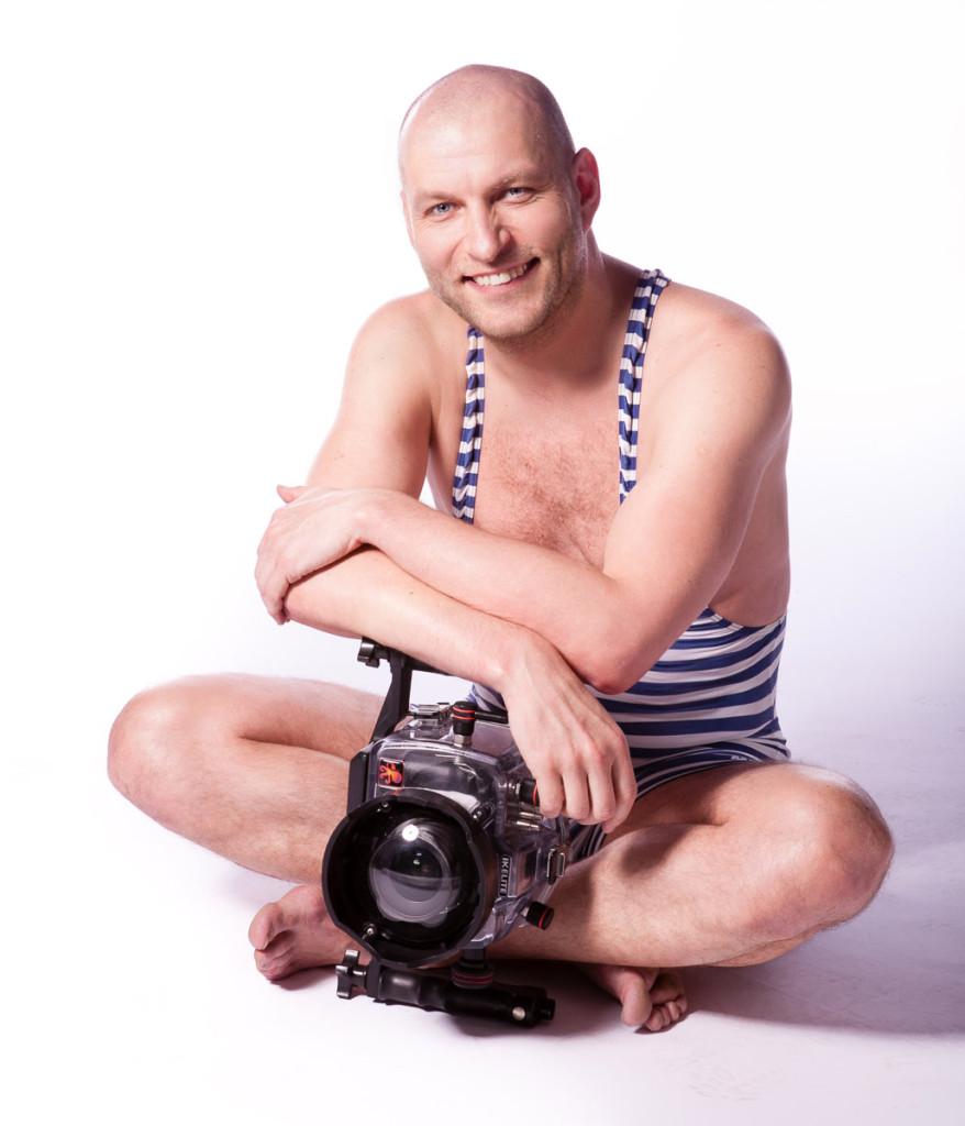 Svatební portrétní podvodní fotograf Karel Fiala foto pod vodou podvodní fotografie