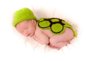 Focení novorozenců v domácím prostředí