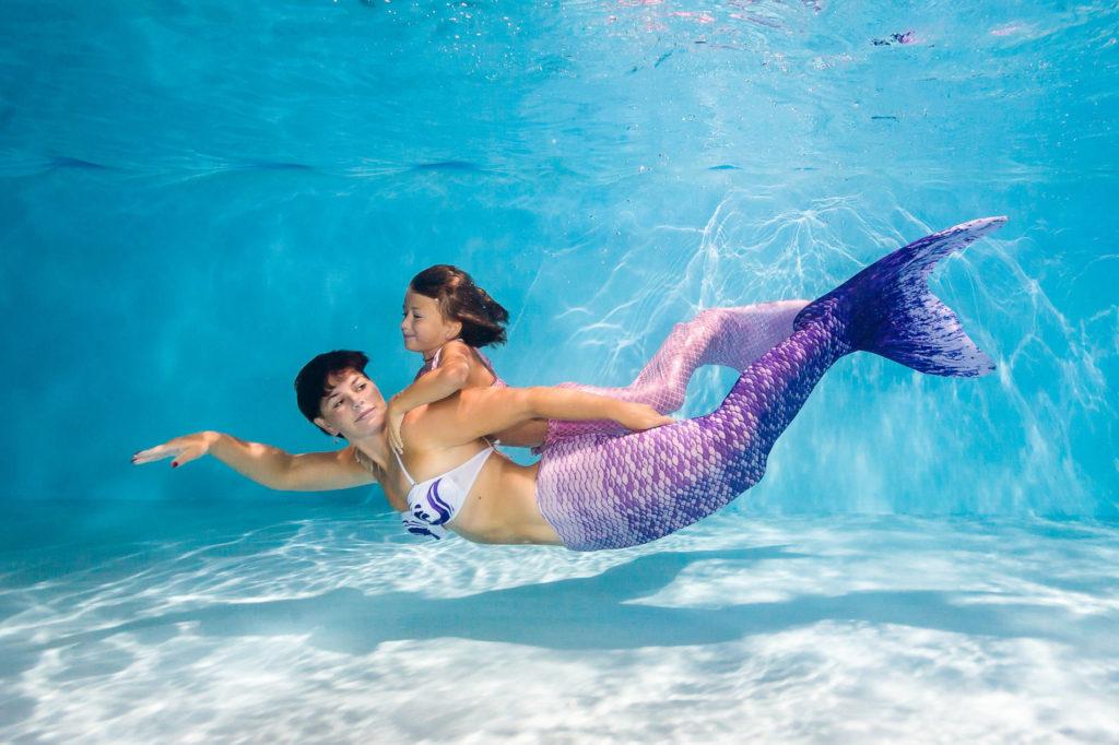 Mořské panny mermaid