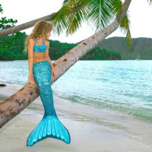 Kostým mořské panny